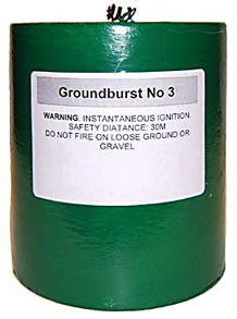 Ground Maroon - Groundburst no.3